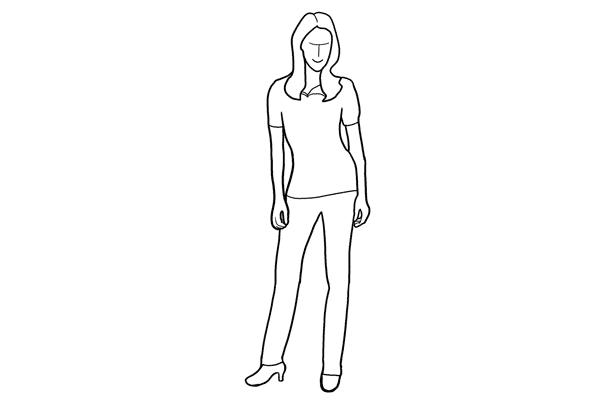 Основные позы для женской фотосессии, часть 2. - №11