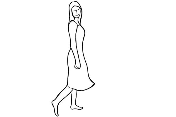 Основные позы для женской фотосессии, часть 2. - №13