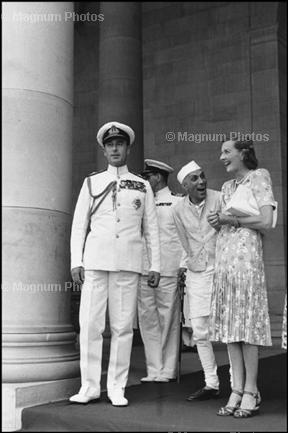 Индия, Дели. 1948. © Henri Cartier-Bresson