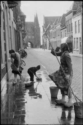 Нидерланды. © Henri Cartier-Bresson