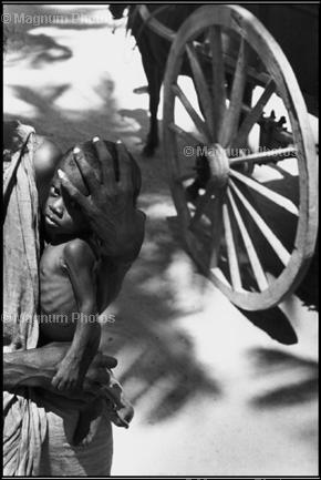 Индия. 1950. © Henri Cartier-Bresson
