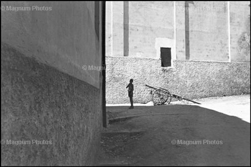 Италия. 1933. © Henri Cartier-Bresson