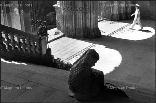 Италия. 1962. Henri Cartier-Bresson