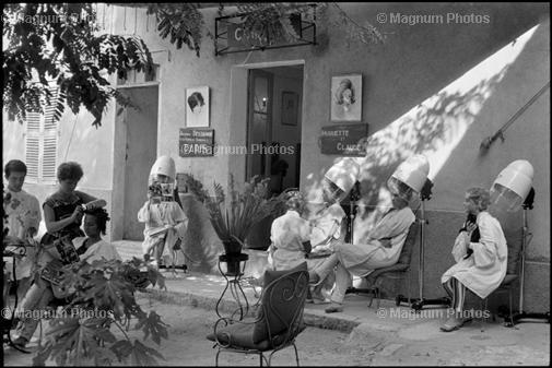 Франция. Сан Тропе. 1959. © Henri Cartier-Bresson