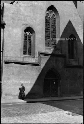 Западная Германия. Бавария. 1962. Henri Cartier-Bresson