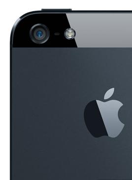 iPhone 5 - прежняя камера, новые функции - №2