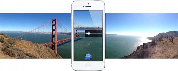 iPhone 5 - прежняя камера, новые функции - №3