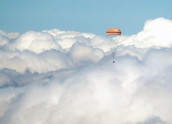 Bill Ingalls/NASA via Getty Images