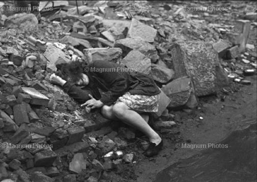 Германия. 1945.