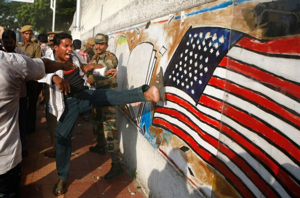 AP Photo/Arun Shanker K.