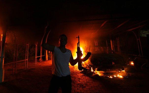 Reuters/Esam Al-Fetori