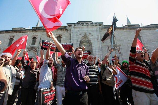 Reuters/Osman Orsal
