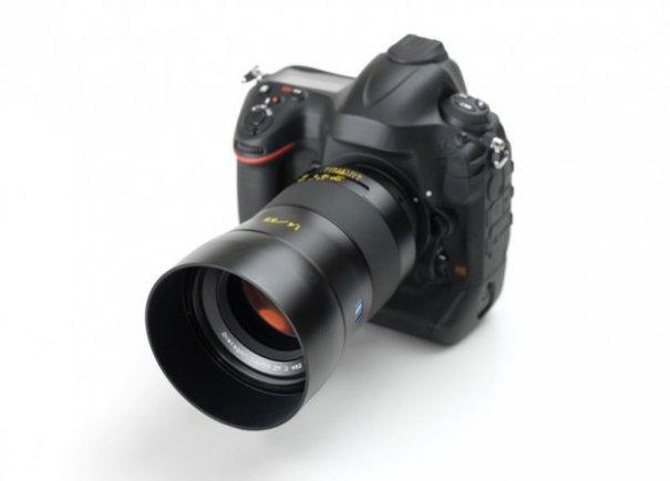 Новое семейство объективов для полнокадровых зеркальных камер от Carl Zeiss - №1