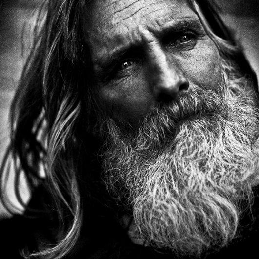 Уличные портреты Джонатана Россера - №1