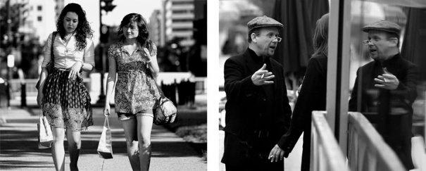 Уличные портреты Джонатана Россера - №5