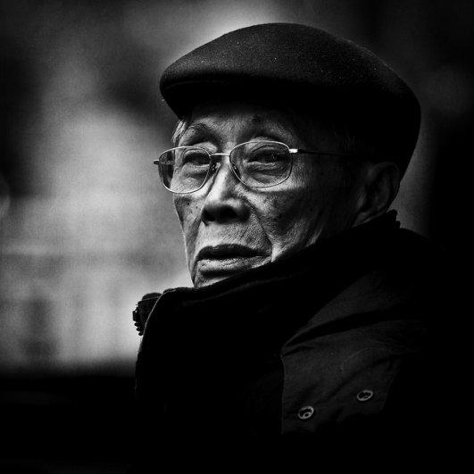 Уличные портреты Джонатана Россера - №25