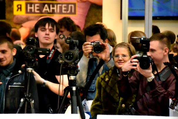 C 25 по 28 октября  будет работать 17-ая «Санкт-Петербургская фотоярмарка». - №2