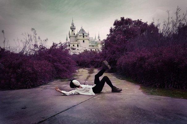 Сказочные фотографии китайского фотографа Maleonn - №3