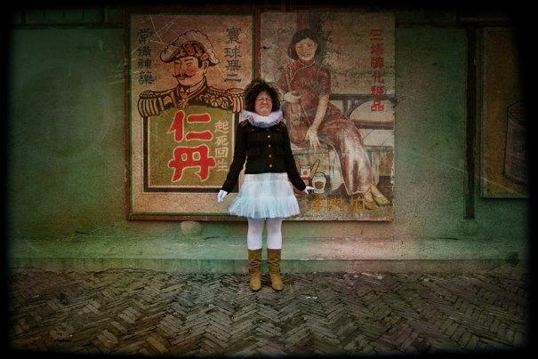 Сказочные фотографии китайского фотографа Maleonn - №4