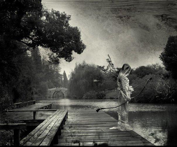 Сказочные фотографии китайского фотографа Maleonn - №5