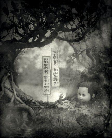 Сказочные фотографии китайского фотографа Maleonn - №6