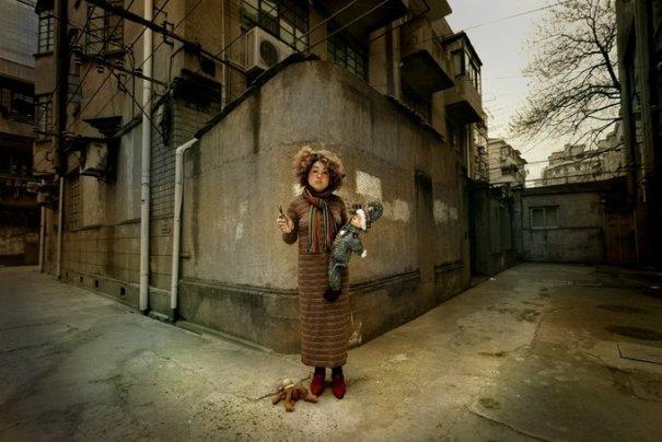 Сказочные фотографии китайского фотографа Maleonn - №12
