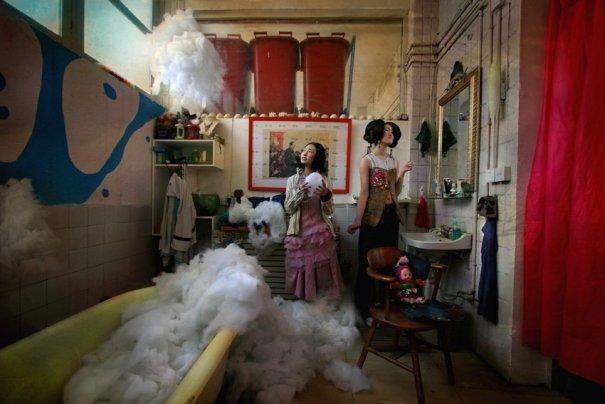 Сказочные фотографии китайского фотографа Maleonn - №15