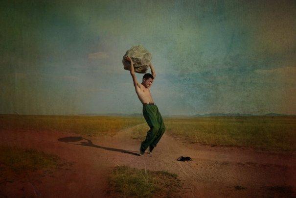 Сказочные фотографии китайского фотографа Maleonn - №21
