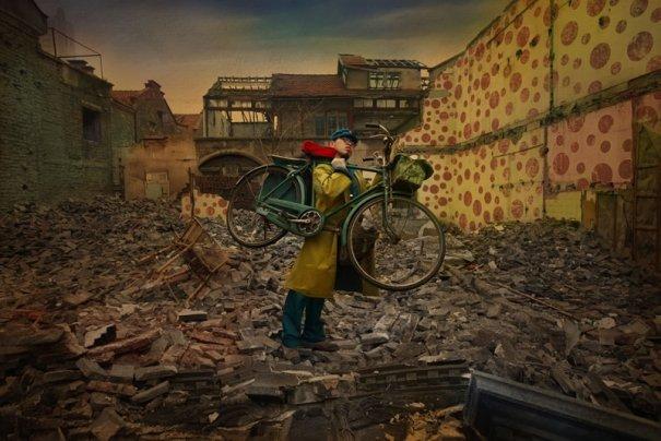 Сказочные фотографии китайского фотографа Maleonn - №29