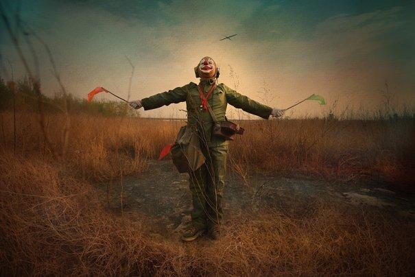 Сказочные фотографии китайского фотографа Maleonn - №32