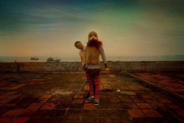 Сказочные фотографии китайского фотографа Maleonn - №39