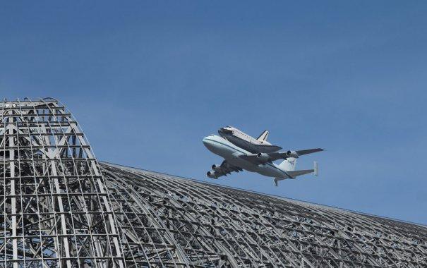 Последний полет шаттла Endeavour - №25