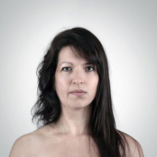 мать/дочь: Франсин - 56 лет и Кэтрин - 23 года