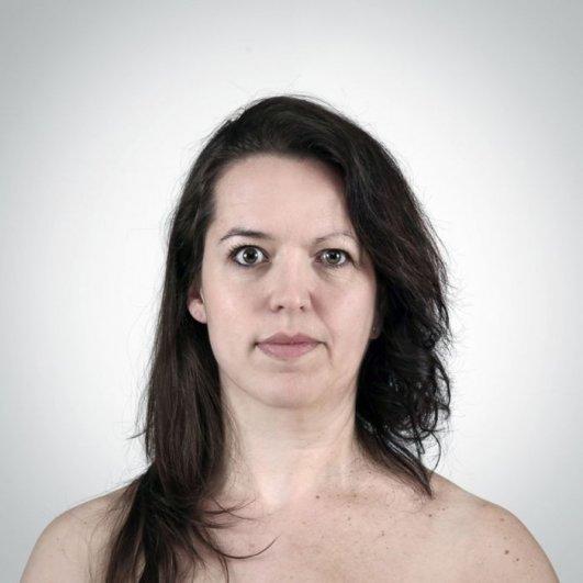 дочь/мать: Вероника - 29 лет и Франсин - 56 лет