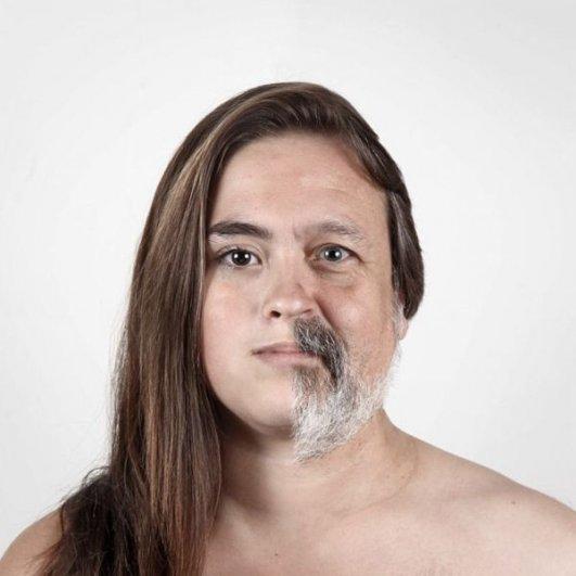 Дочь - 13 лет / Отец - 55 лет