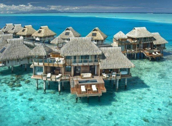 Бора-Бора, Полинезия