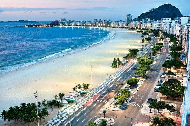 Рио-Де-Жанейро, Бразилия