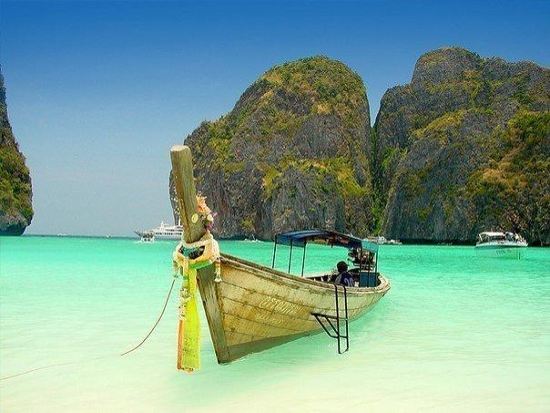 Пхи-Пхи, Тайланд