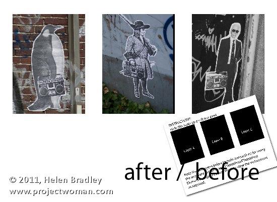 Как сделать фотоколлаж из нескольких фотографий в Photoshop - №1