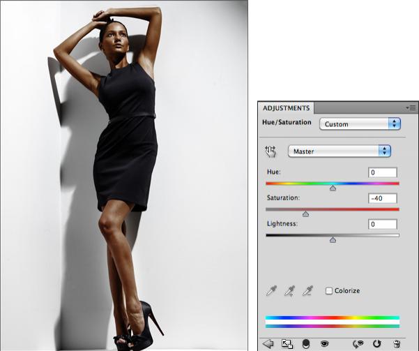 Мастерская фотографа, часть 2 - важный инструмент Фотошопа Channel Mixer - №8