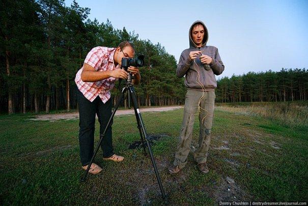 Создание искрометных фотографий с помощью искр