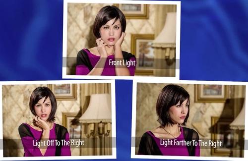 Использование жесткого света в фотосессии - №1