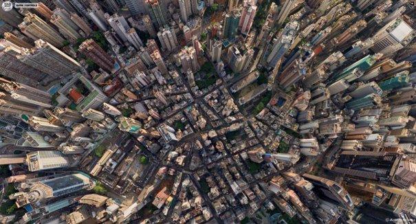 Города мира. Гонконг