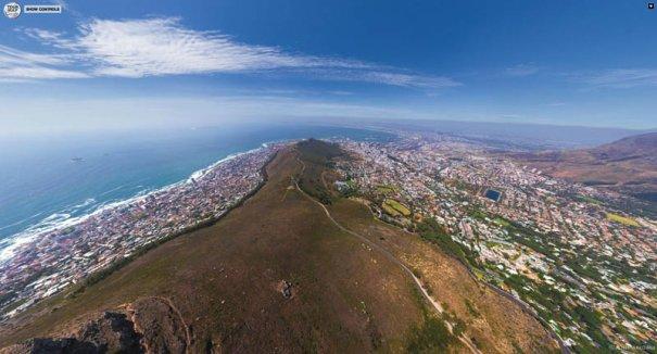 Города мира. Кейптаун
