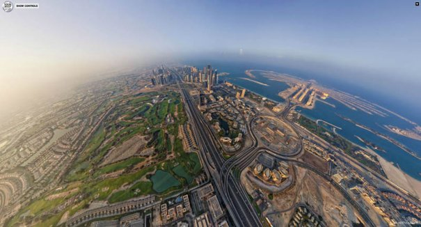 Города мира. Дубай