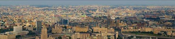 Города мира. Москва
