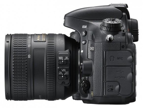 """Nikon D600 - """"новинка 2012"""""""