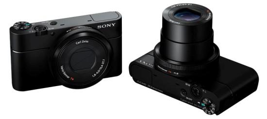 """""""лучшие фото- видеокамеры"""" Sony DSC-RX100"""