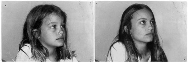 Дафна 1986 и 2011 Париж