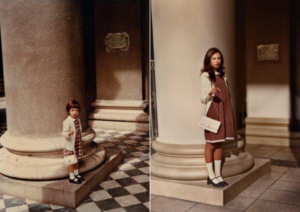 Лали 1978 и 2010 Буэнос-Айрес